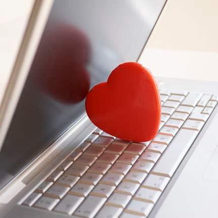 Rencontres en ligne et jour de valentines