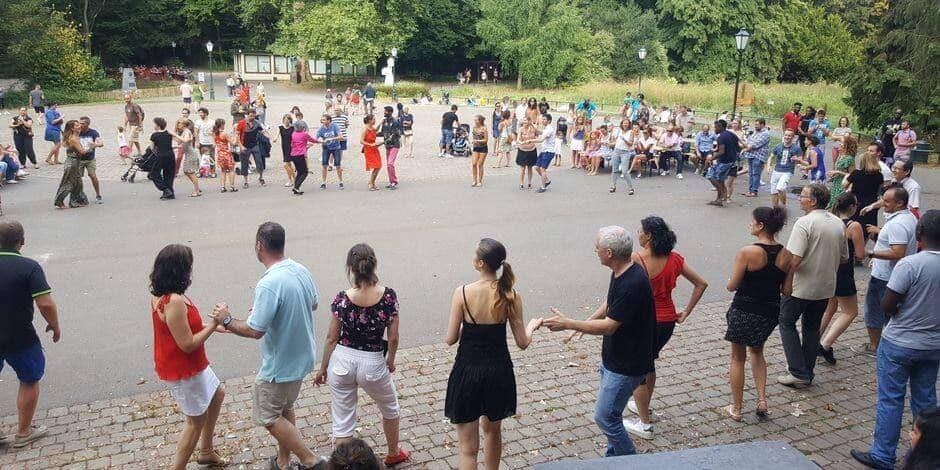 """Schaerbeek : la deuxième édition du parc temporaire """"L'Été à Josaphat"""" démarre le 1er juillet"""