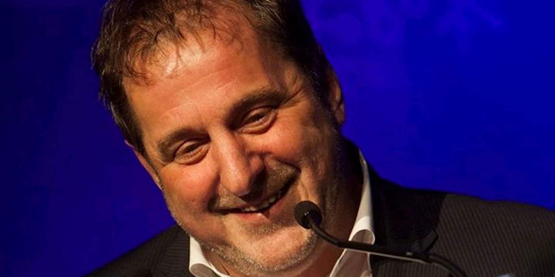 Benoît Piedboeuf reste chef de groupe à La Chambre