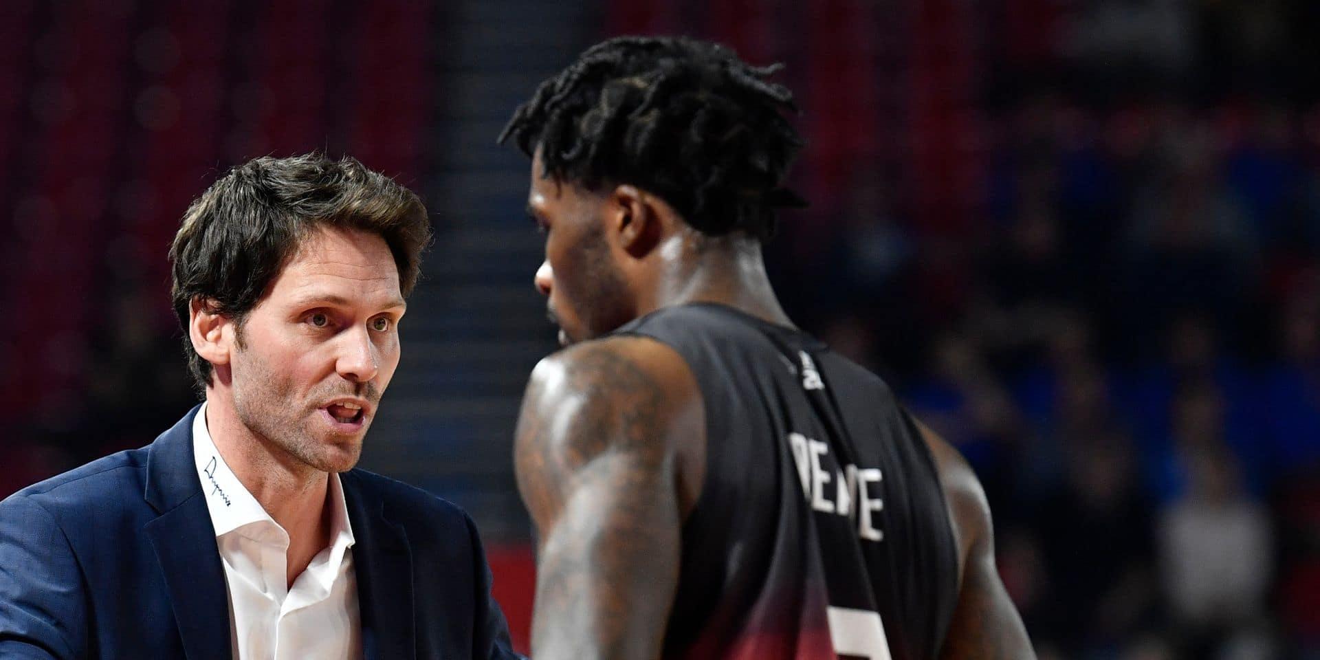 FIBA Europe Cup: défaite et élimination pour le Spirou