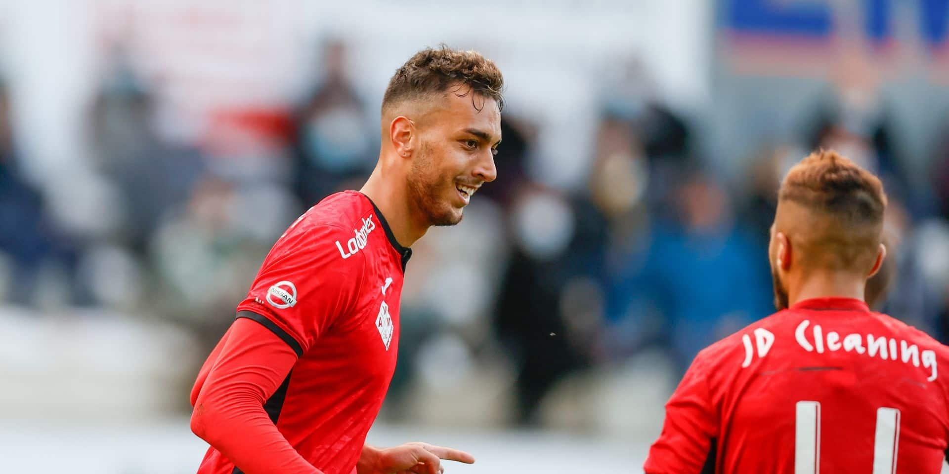 Coupe de Belgique: Leonardo Rocha se met déjà en évidence avec le RWDM