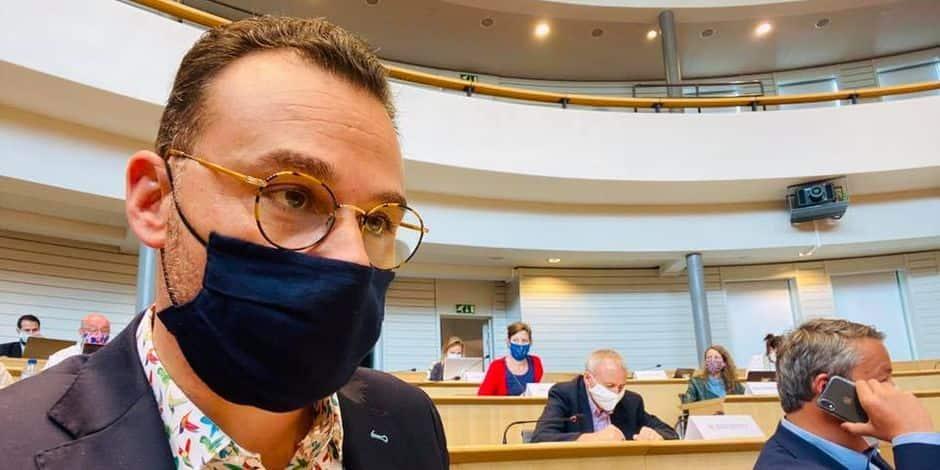 Condamnation de Jean-Charles Luperto: certains demandent un pas de côté du bourgmestre