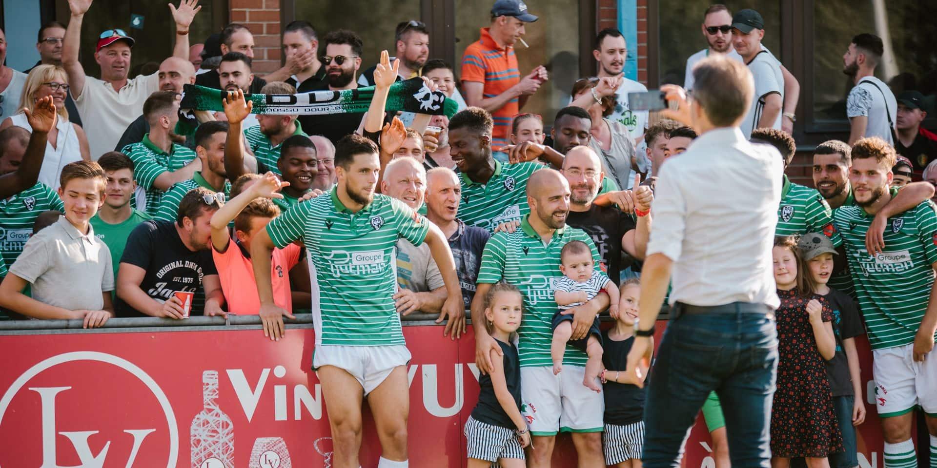 """Les Francs Borains face à Bruges en Coupe: """"On jouera la match à domicile"""""""