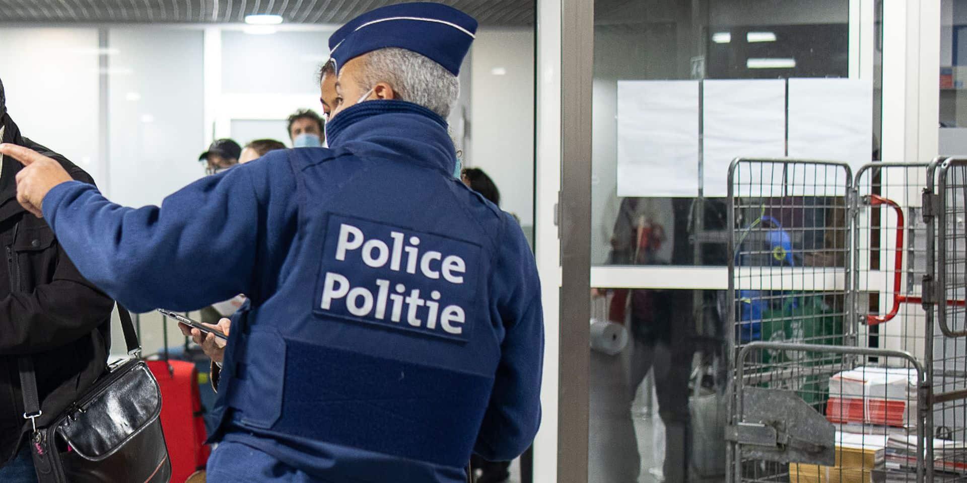 """Un policier fait la grève de la faim pour dénoncer sa hiérarchie : """"Il faut que les pommes pourries s'en aillent, pas moi"""""""