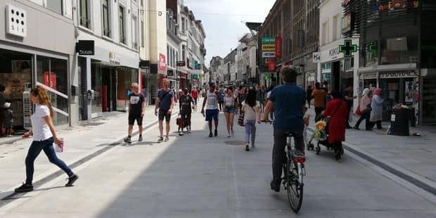 Ixelles: La chaussée d'Ixelles passe à 20km/h - La DH