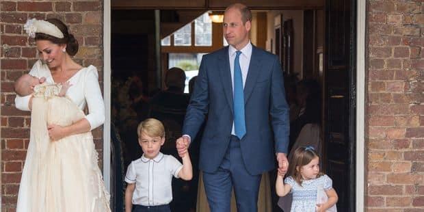 Le surnom trop mignon que George et Charlotte donnent à William - La DH