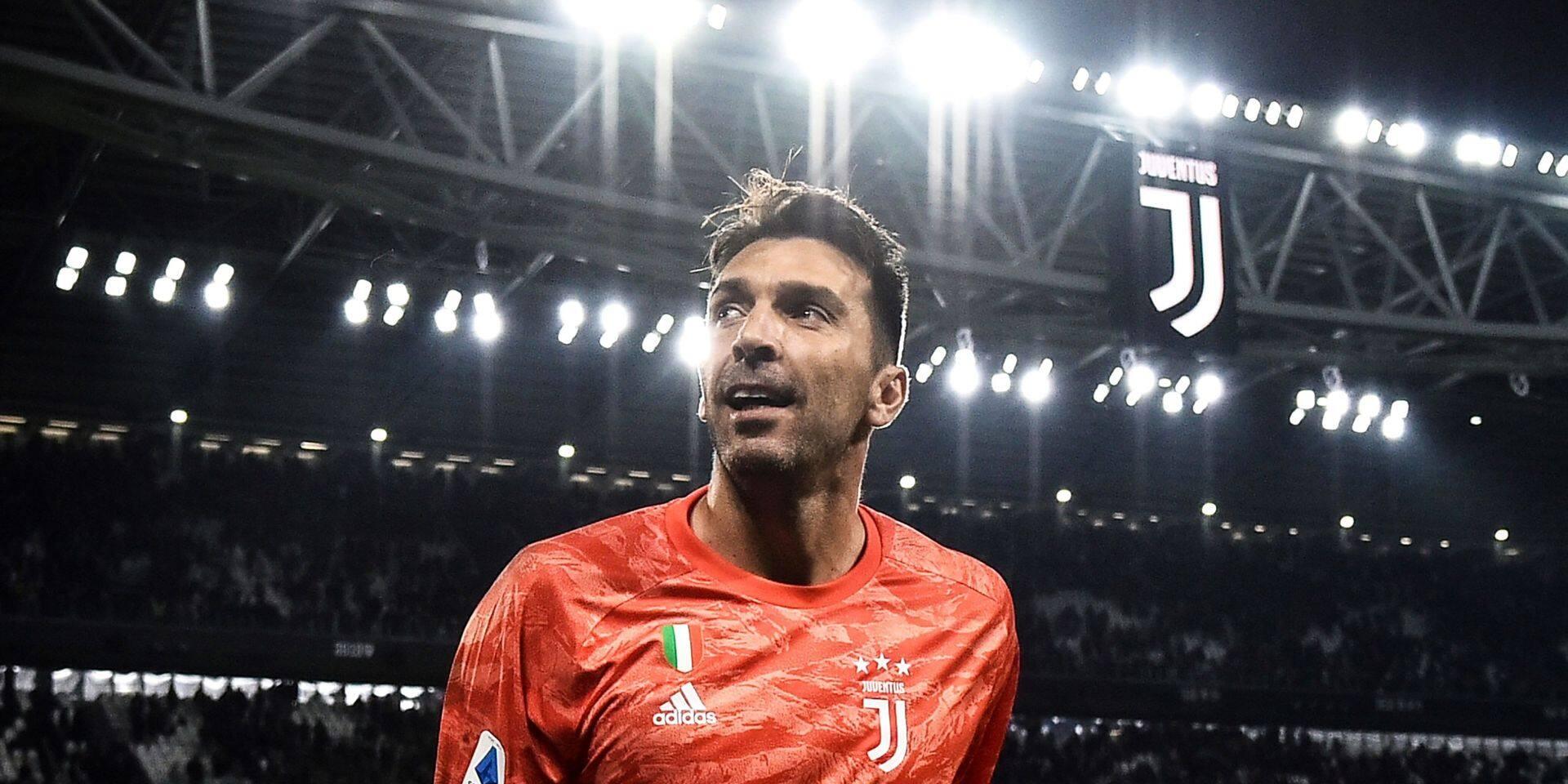 650e match en Serie A pour Buffon, titulaire avec la Juventus