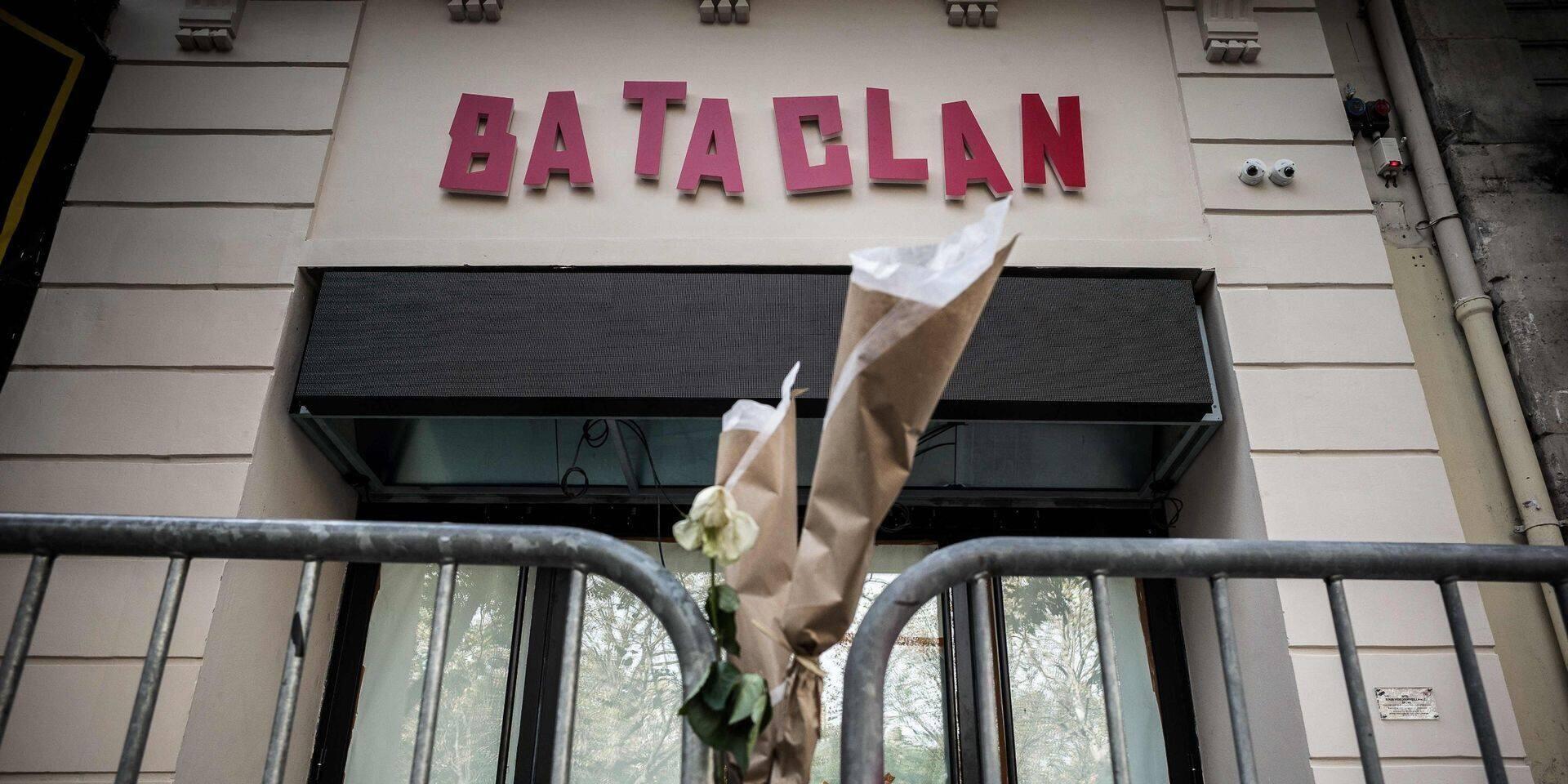 """Dans """"l'horreur"""" du Bataclan au procès des attentats de Paris: """"Il y avait des corps, des corps, des corps"""""""