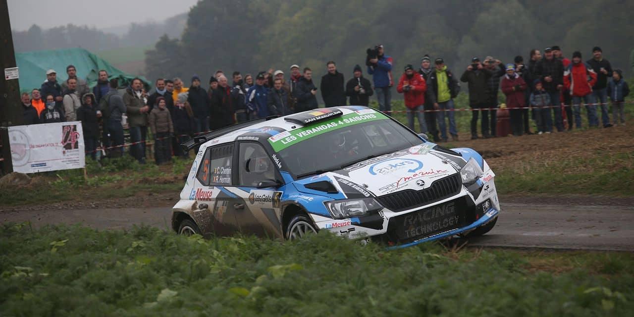 Championnat de Belgique des rallyes: Cédric Cherain, leader du championnat, abandonne au TAC Rally