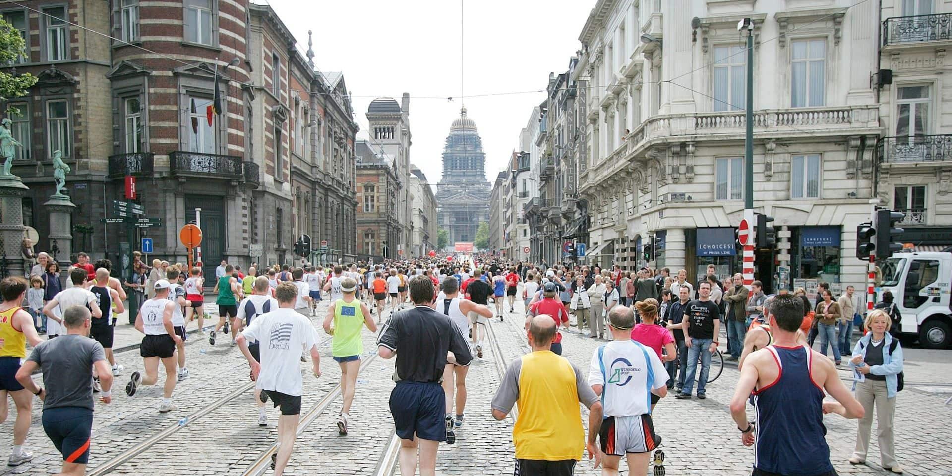 L'édition 2020 des 20km de Bruxelles définitivement annulée