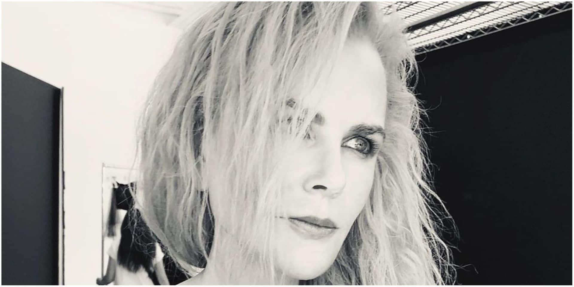 La maigreur de Nicole Kidman inquiète ses fans