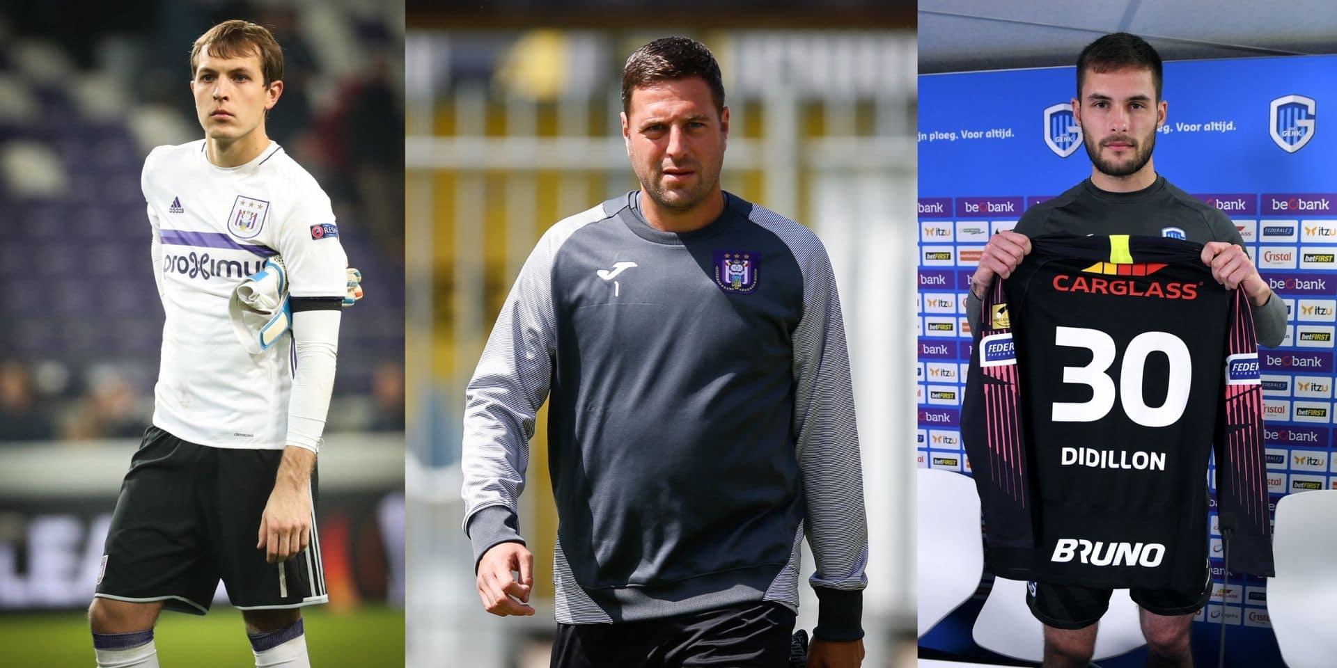 Il faudra un nouveau gardien en juin à Anderlecht