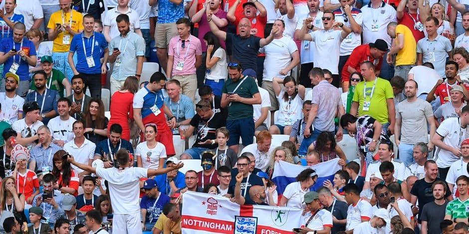 La Fifa demande l'interdiction de filmer les supportrices en gros plan