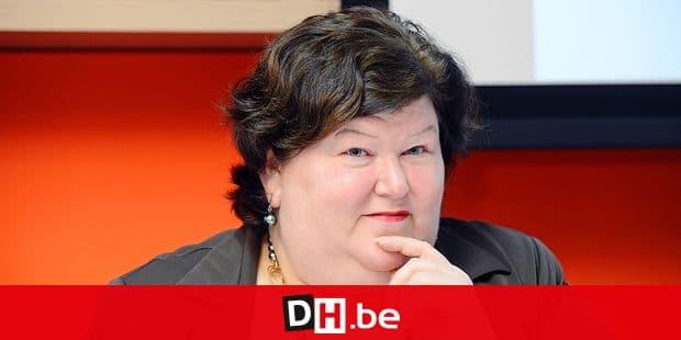 Maggie De Block , ministre des Affaires sociales et de la Santé publique CD&V