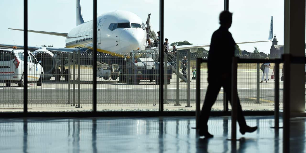 L'aéroport de Charleroi souffre toujours autant de la pandémie: il a tourné à 26% de sa capacité à peine