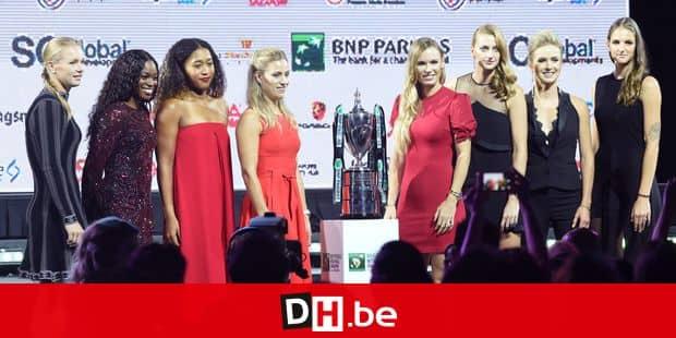 WTA Masters: Elina Svitolina bat Petra Kvitova en ouverture