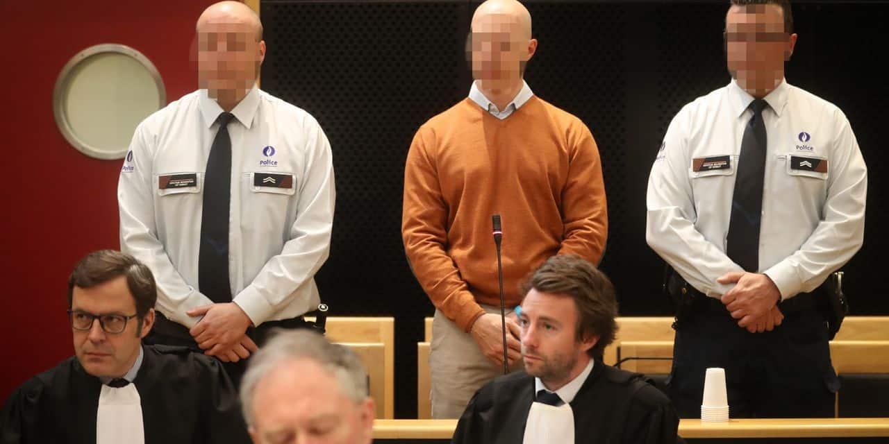 Procès d'assises de Jean-Gabriel Matterne : L'arrestation de l'architecte montois fut un coup de massue pour ses amis