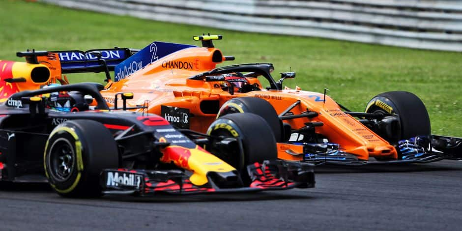 Ricciardo rejoint Renault pour deux saisons