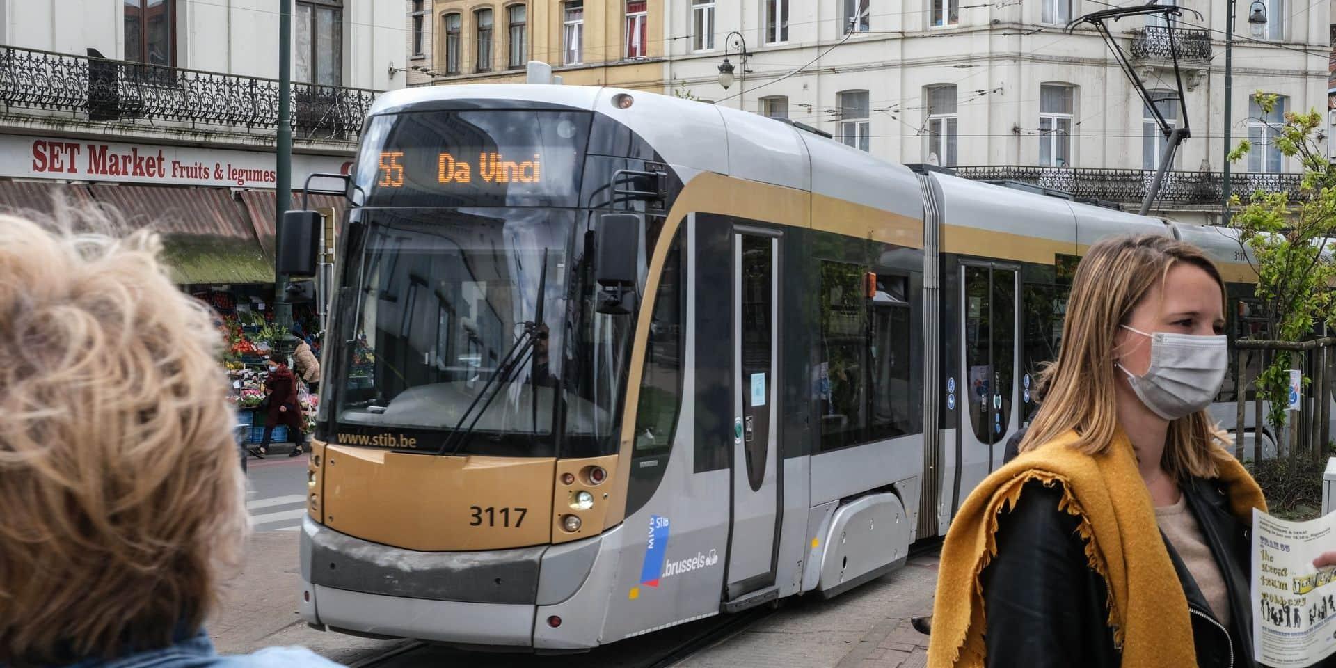Le futur Métro 3 va entraîner la suppression du tram 55 : les citoyens se mobilisent