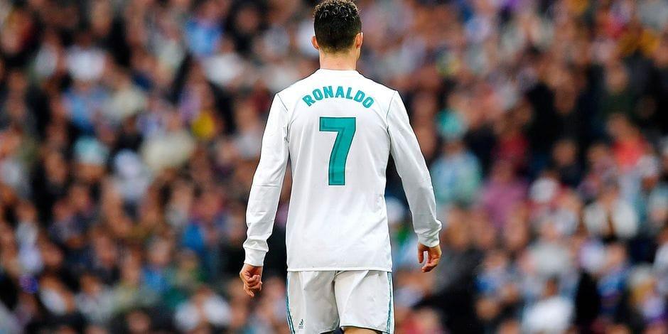 Le Real Madrid confirme le départ de Ronaldo