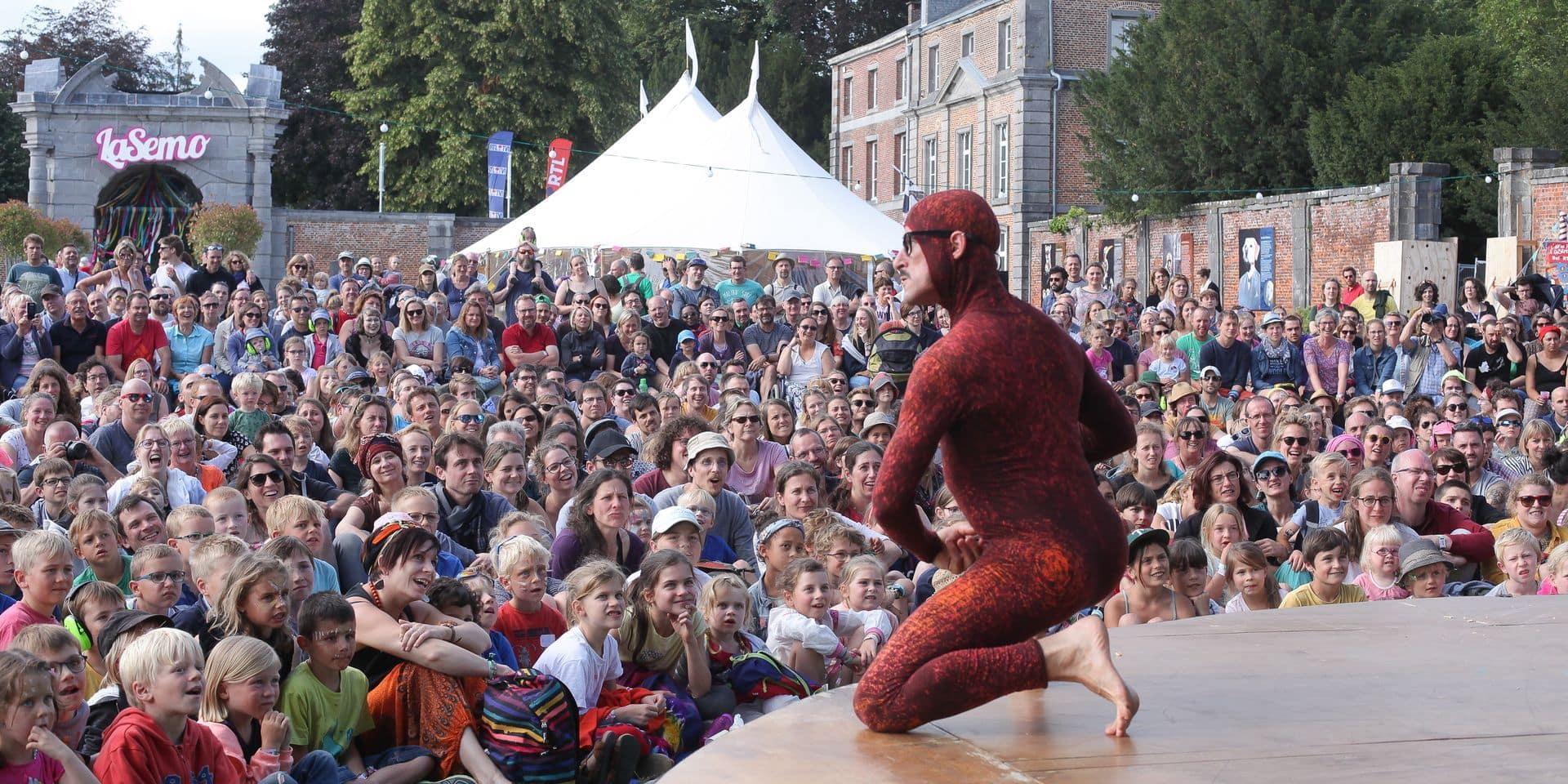 Le festival LaSemo rempile pour six ans à Enghien