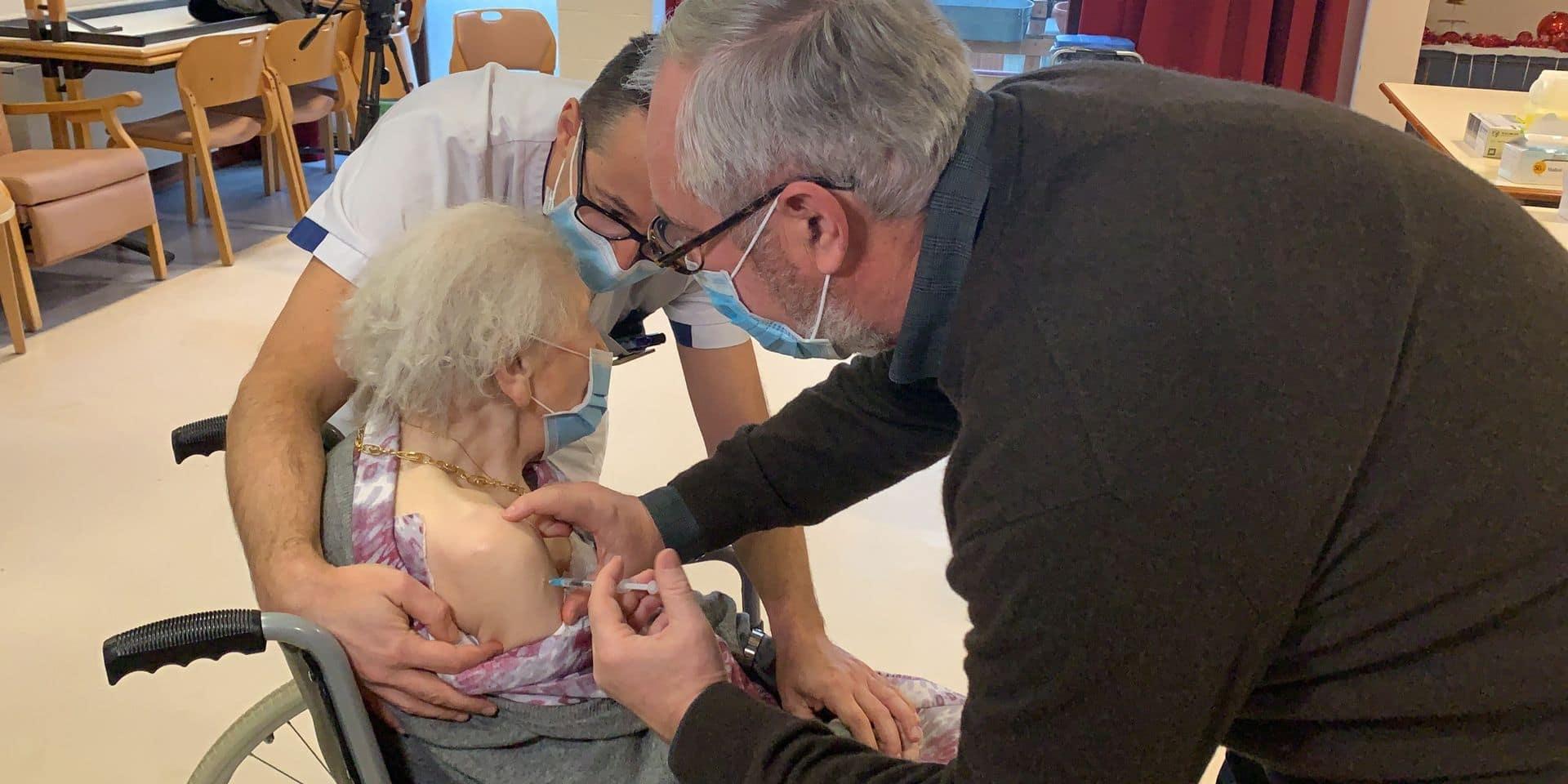 Plusieurs raisons à la mort de 12 résidents vaccinés d'un home à Nivelles