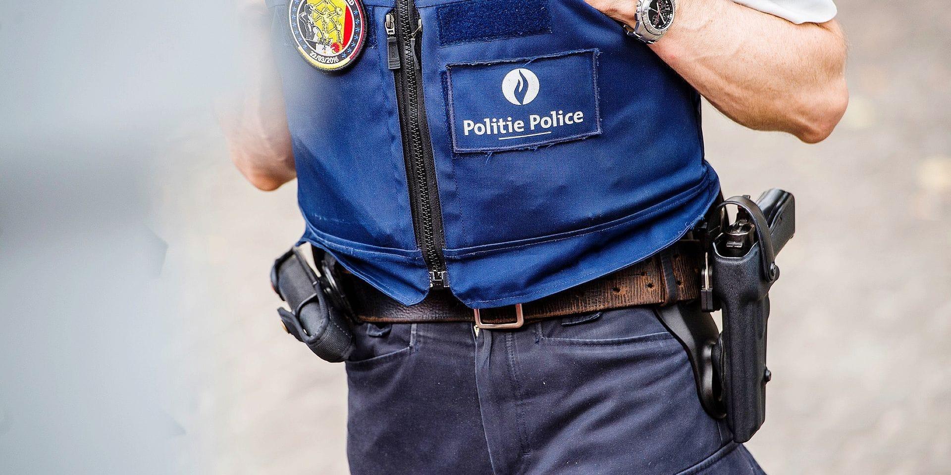 Hannut : arrêté pour rébellion envers les policiers