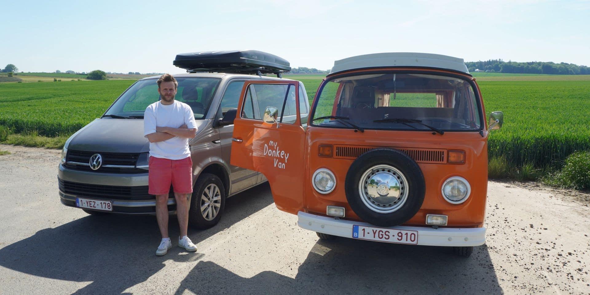 """MyDonkey Van à Braine-l'Alleud : la liberté de la """"Van Life"""" à portée de main"""