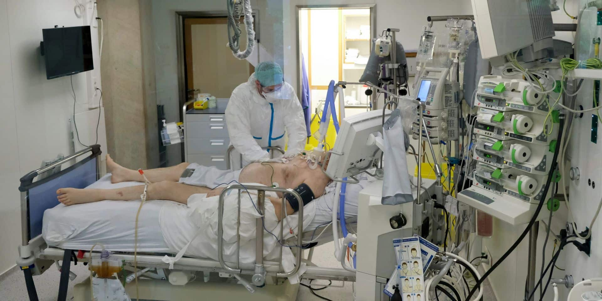 Coronavirus en Belgique: 1.097 nouveaux cas en 24h, il y a désormais cinquante hospitalisations par jour