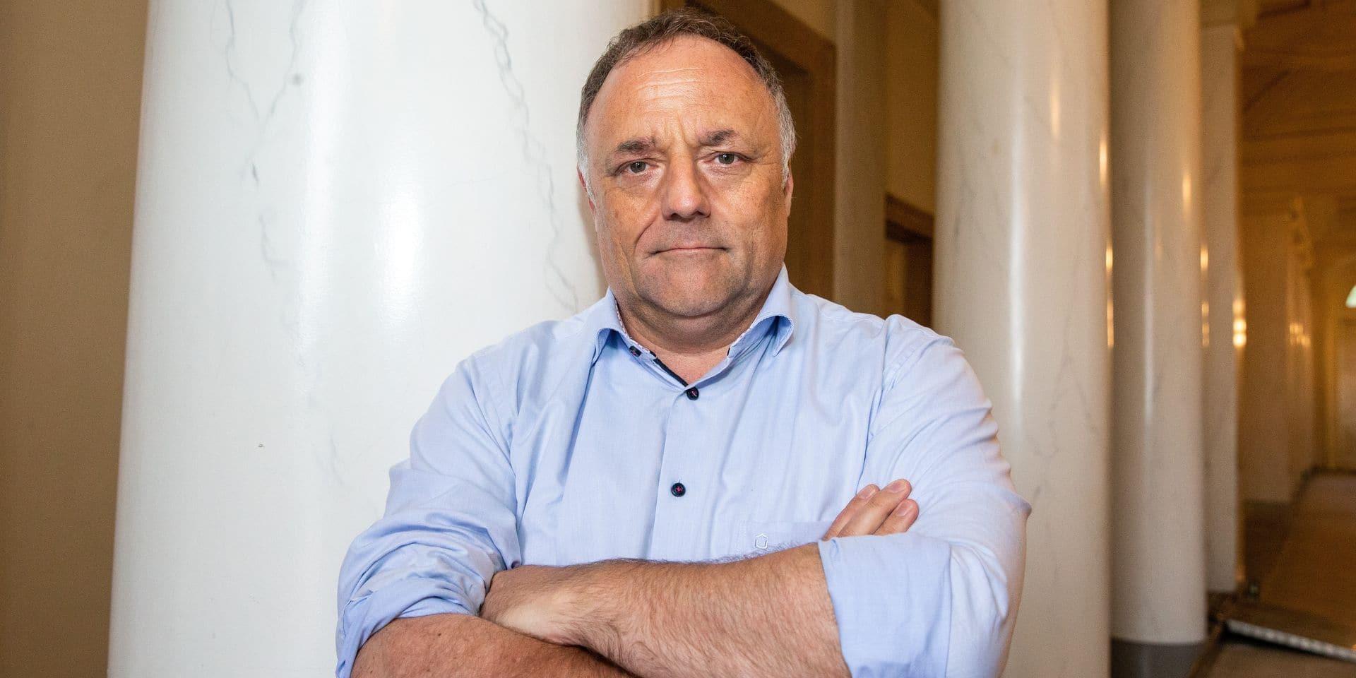 """Marc Van Ranst: """"Un troisième confinement est possible mais on doit l'éviter"""""""