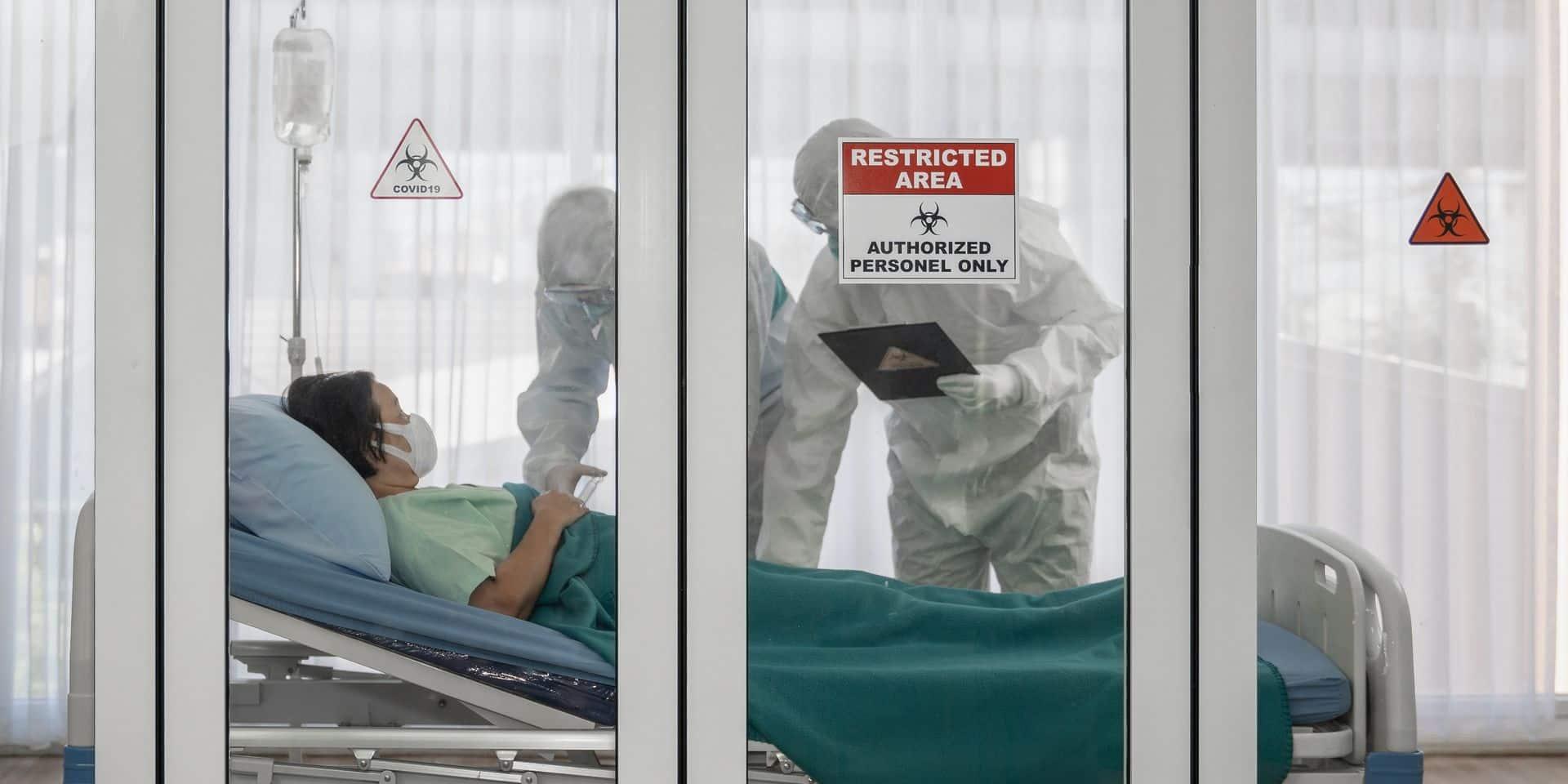 Coronavirus en Belgique: moins de 300 patients en soins intensifs pour la première fois depuis octobre