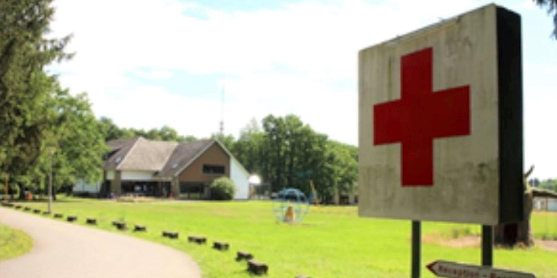 Hotton : incendie au centre d'accueil de la Croix-Rouge