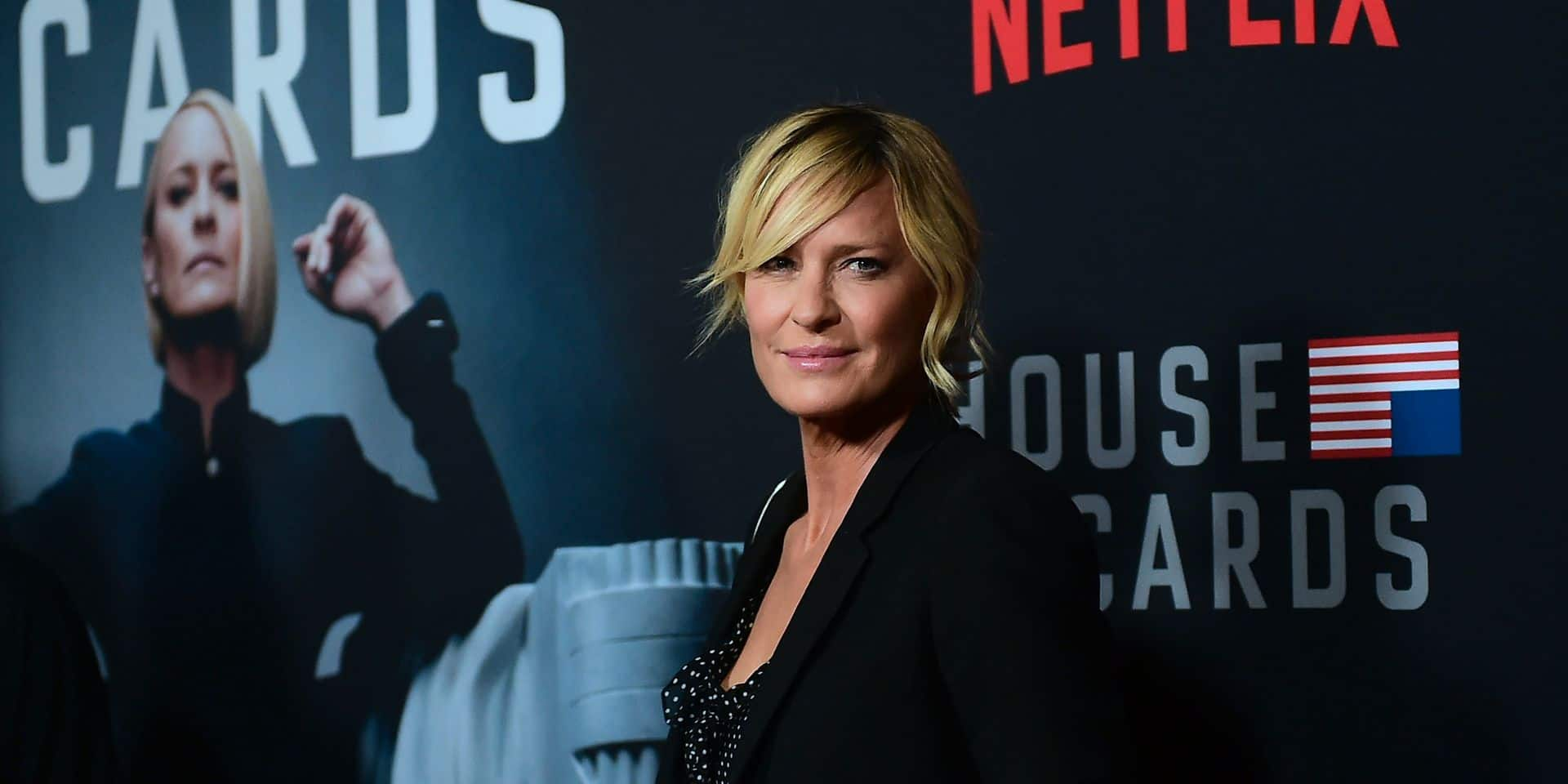 """La série """"House of Cards"""" revient, sans Kevin Spacey, pour un épilogue très féminin"""
