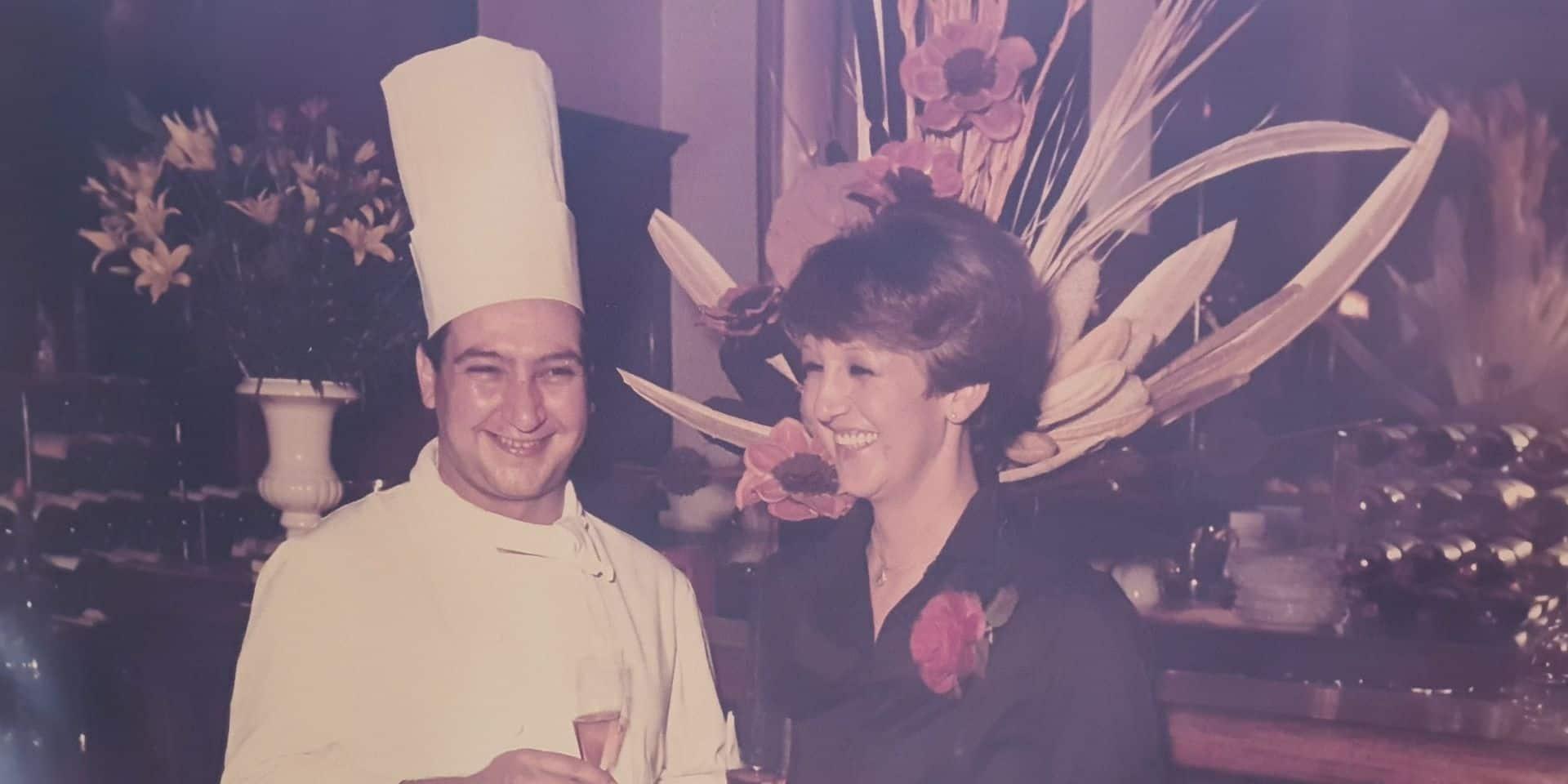 Gastronomie: le chef historique du De Bijgaarden Olivier Schlissinger est décédé