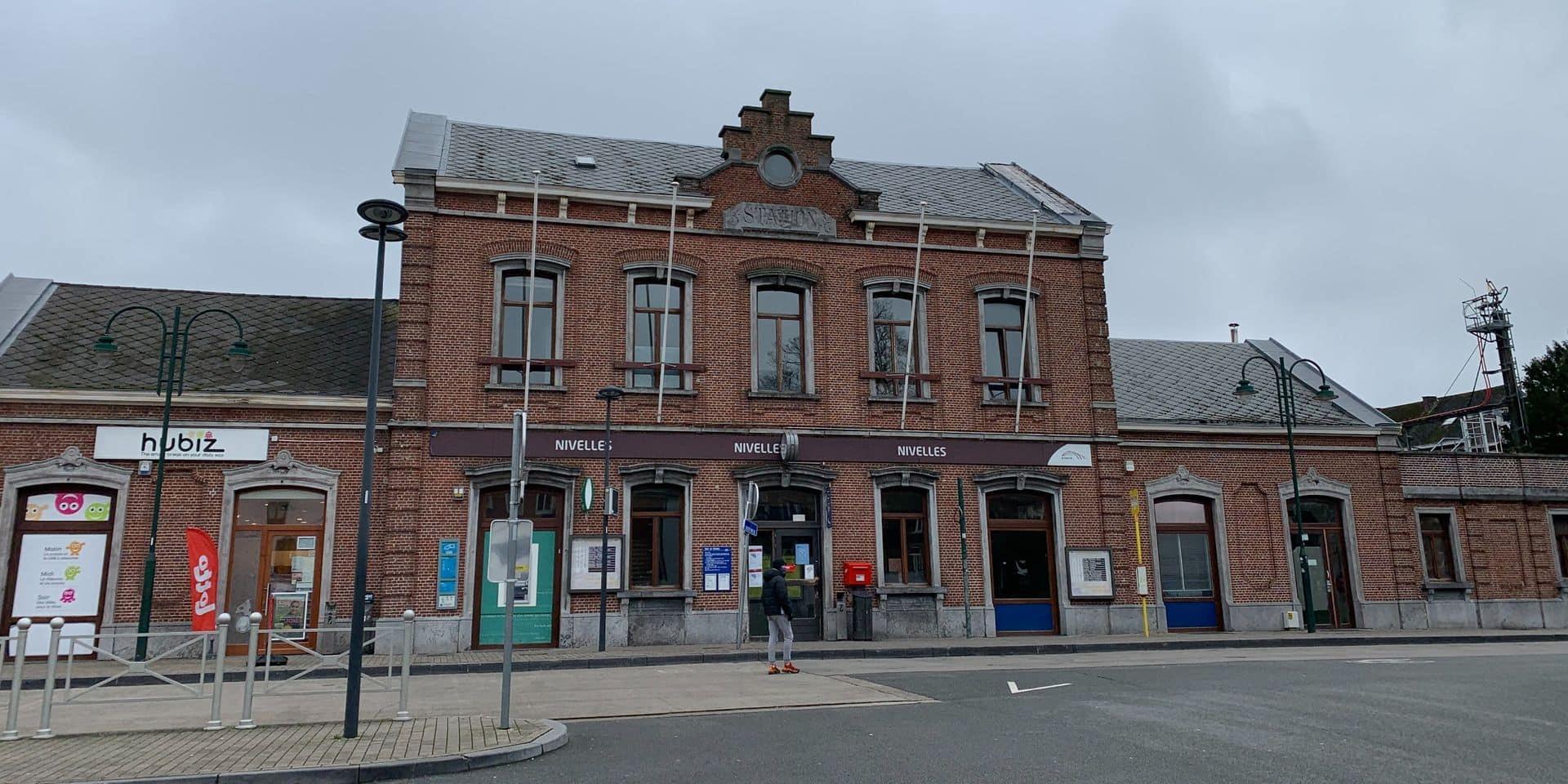 PluS veut une réflexion concertée pour la gare de Nivelles
