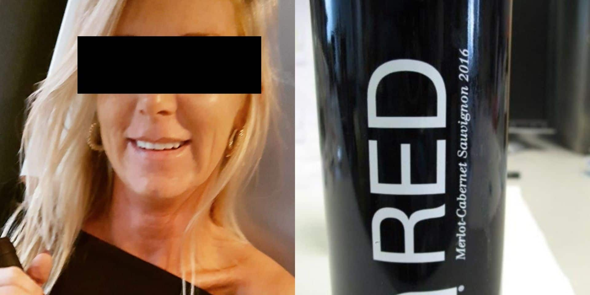 Sa bouteille de vin contenait du MDMA: Evi décède d'une overdose après une seule gorgée