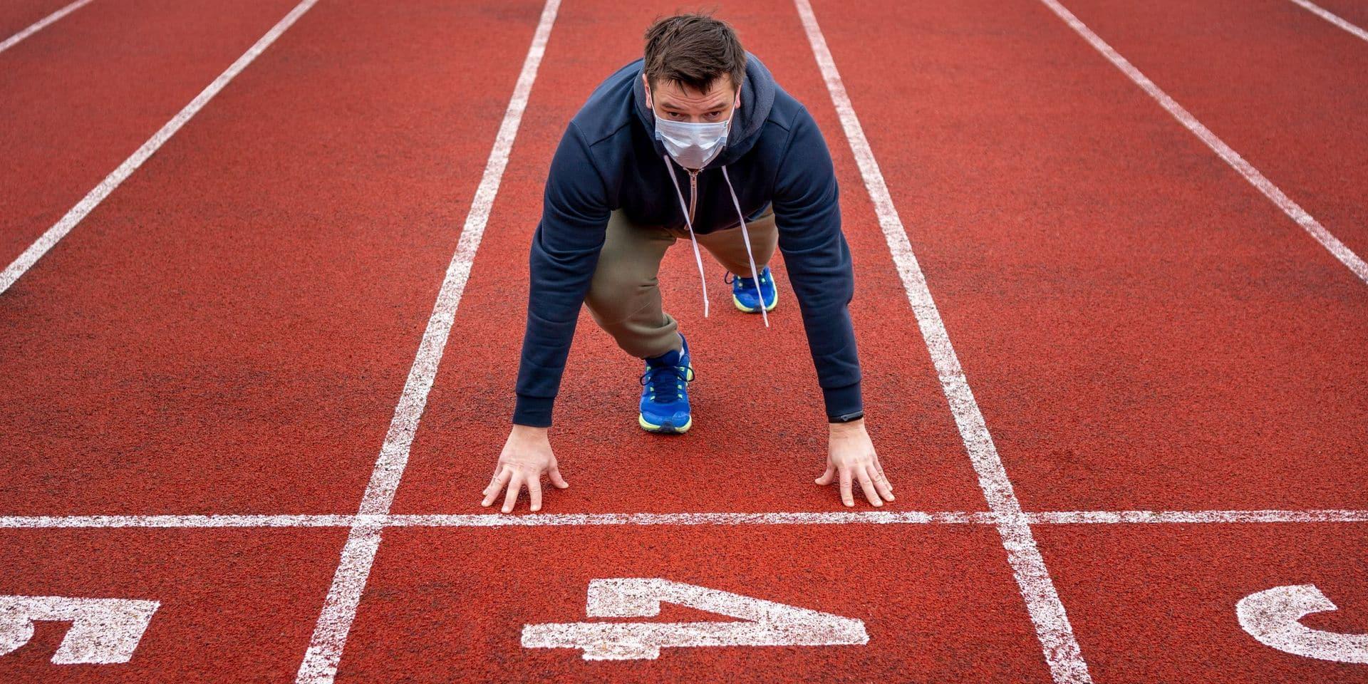 """La mise en garde d'un cardiologue: """"Pendant ce confinement, il faut éviter les activités sportives très intenses"""""""