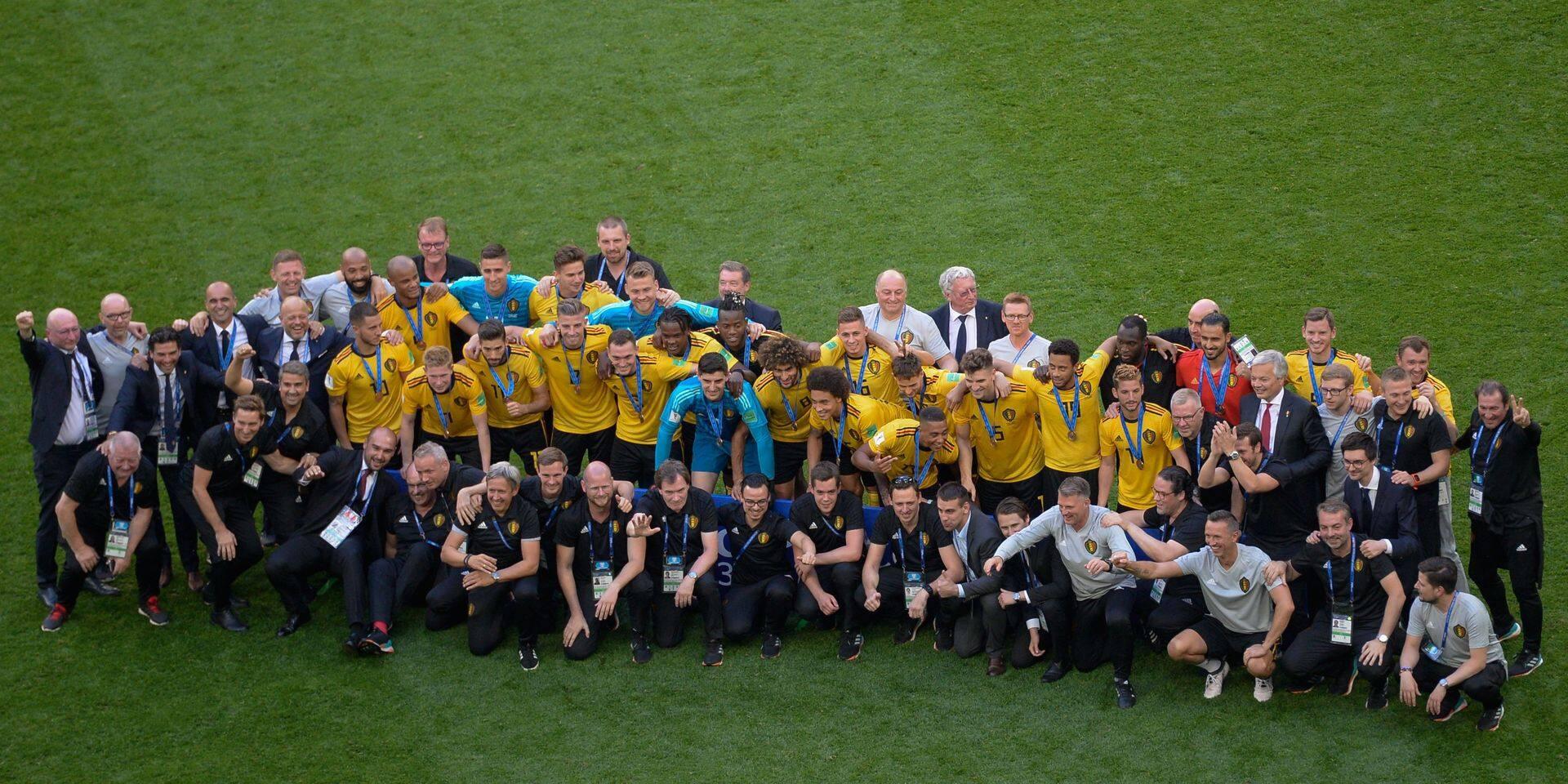 Grâce à vous, on n' oubliera jamais ce Mondial !
