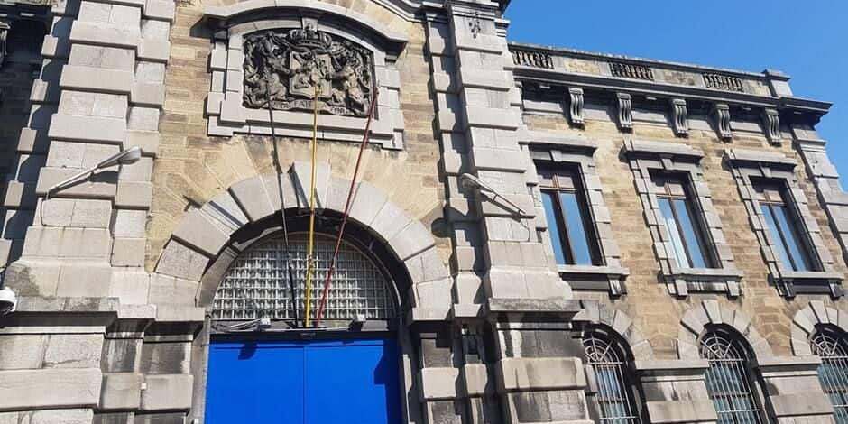 La prison de Namur est placée en confinement strict !