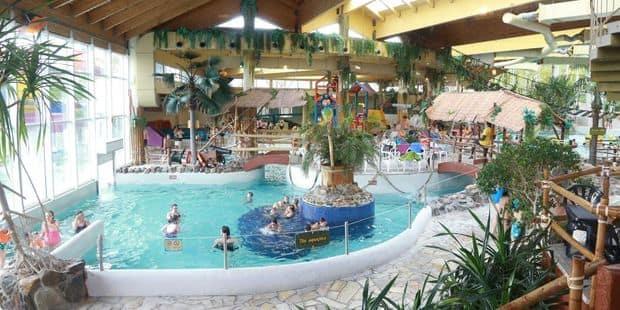 Molenbeek : La commune veut une piscine subtropicale à la gare de l'Ouest