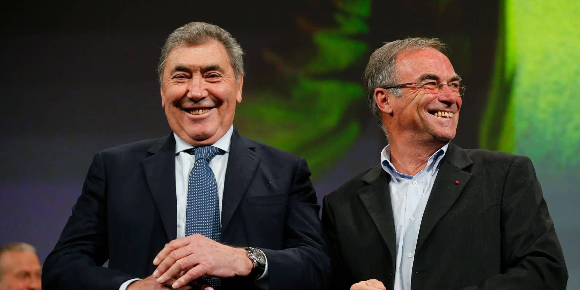 """Bernard Hinault ne veut pas un Tour de France à tout prix: """"Nous sommes en guerre contre un virus"""""""