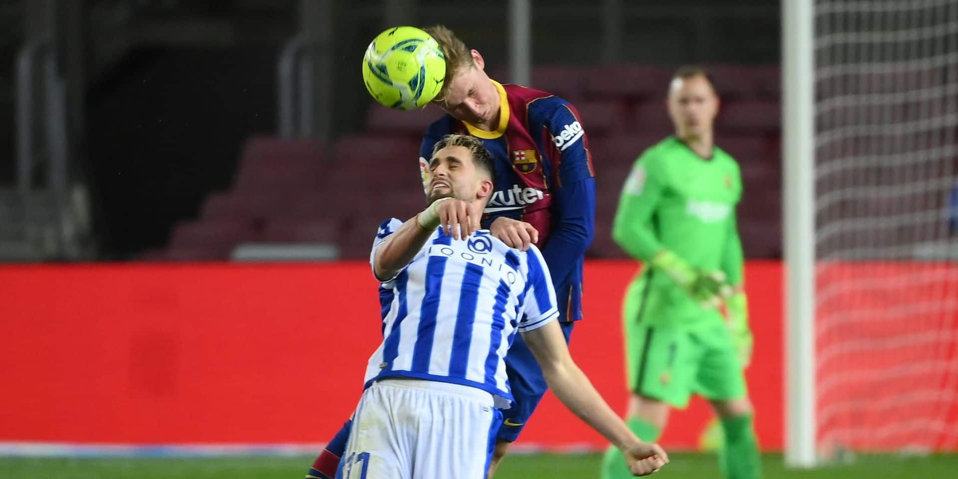"Ter Stegen a écoeuré la Real Sociedad ce mercredi soir: ""Januzaj en fera des cauchemars"""