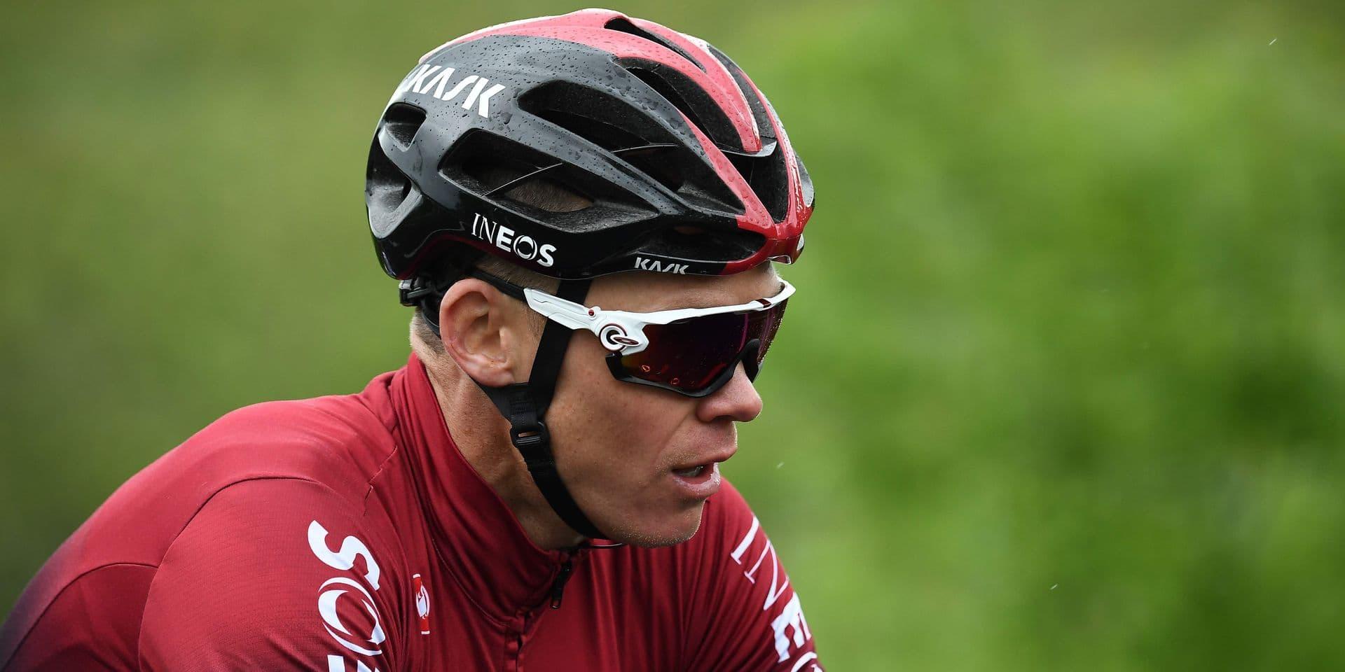 Forfait de Chris Froome au Tour de France : C'est Murphy qui l'a dit…