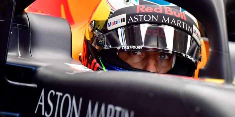 Daniel Ricciardo quittera Red Bull à la fin de la saison