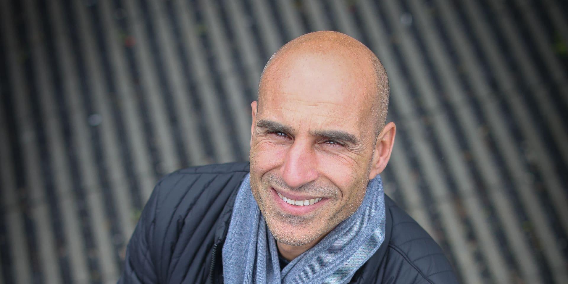 Photos Bernard Demoulin : Toni Brogno ancien joueur de Charleroi