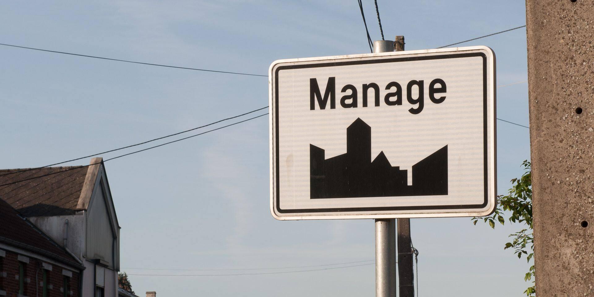 Manage: le masque obligatoire à différents endroits de la commune
