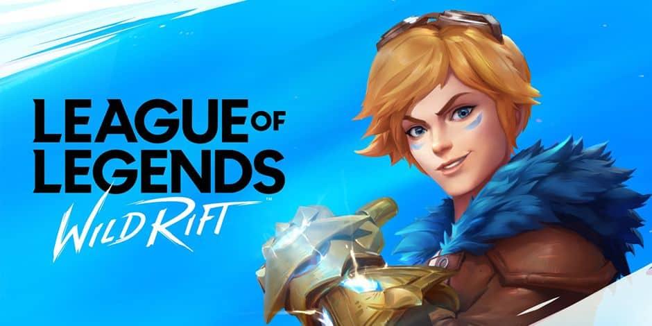 League of Legends : Wild Rift débarque en Europe à partir de décembre