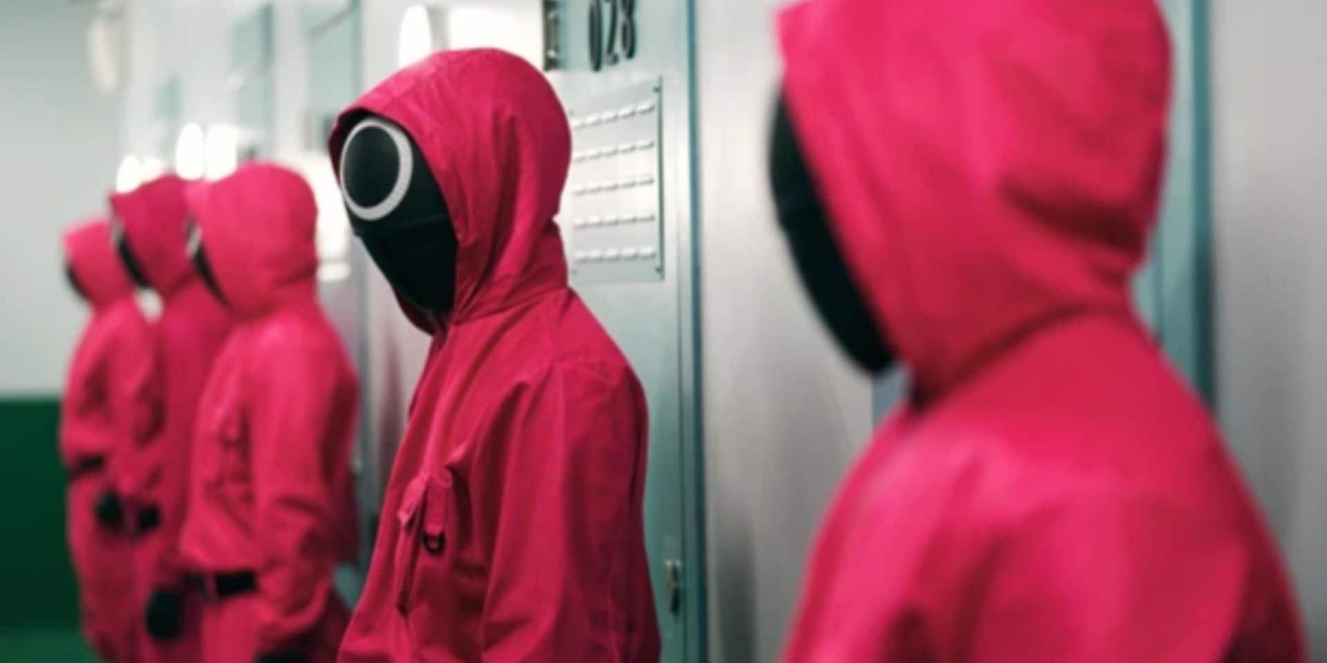 Squid Game: Netflix annonce du changement