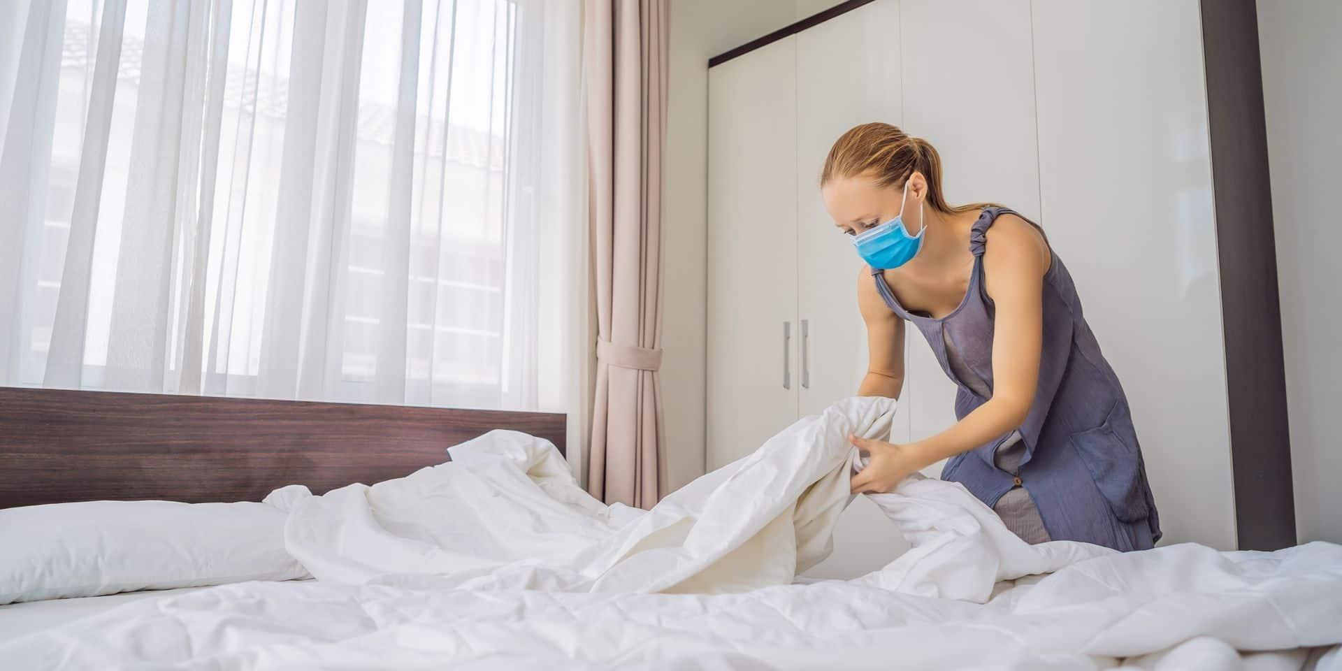 """""""Clean&Safe"""", le label qui permet de s'assurer qu'un hôtel respecte les règles sanitaires"""