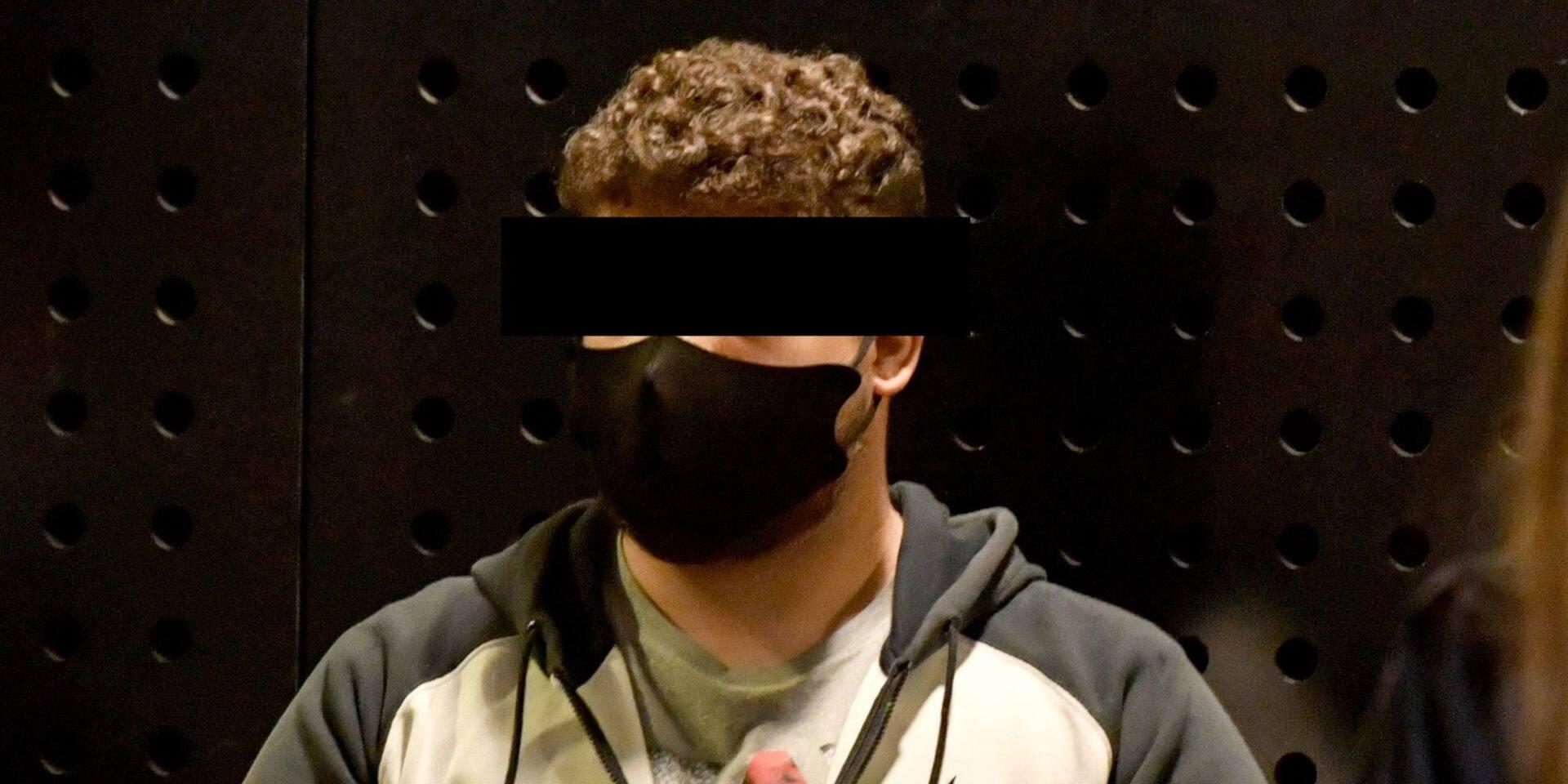Yasin Driessens a encore tenté d'influencer un témoin